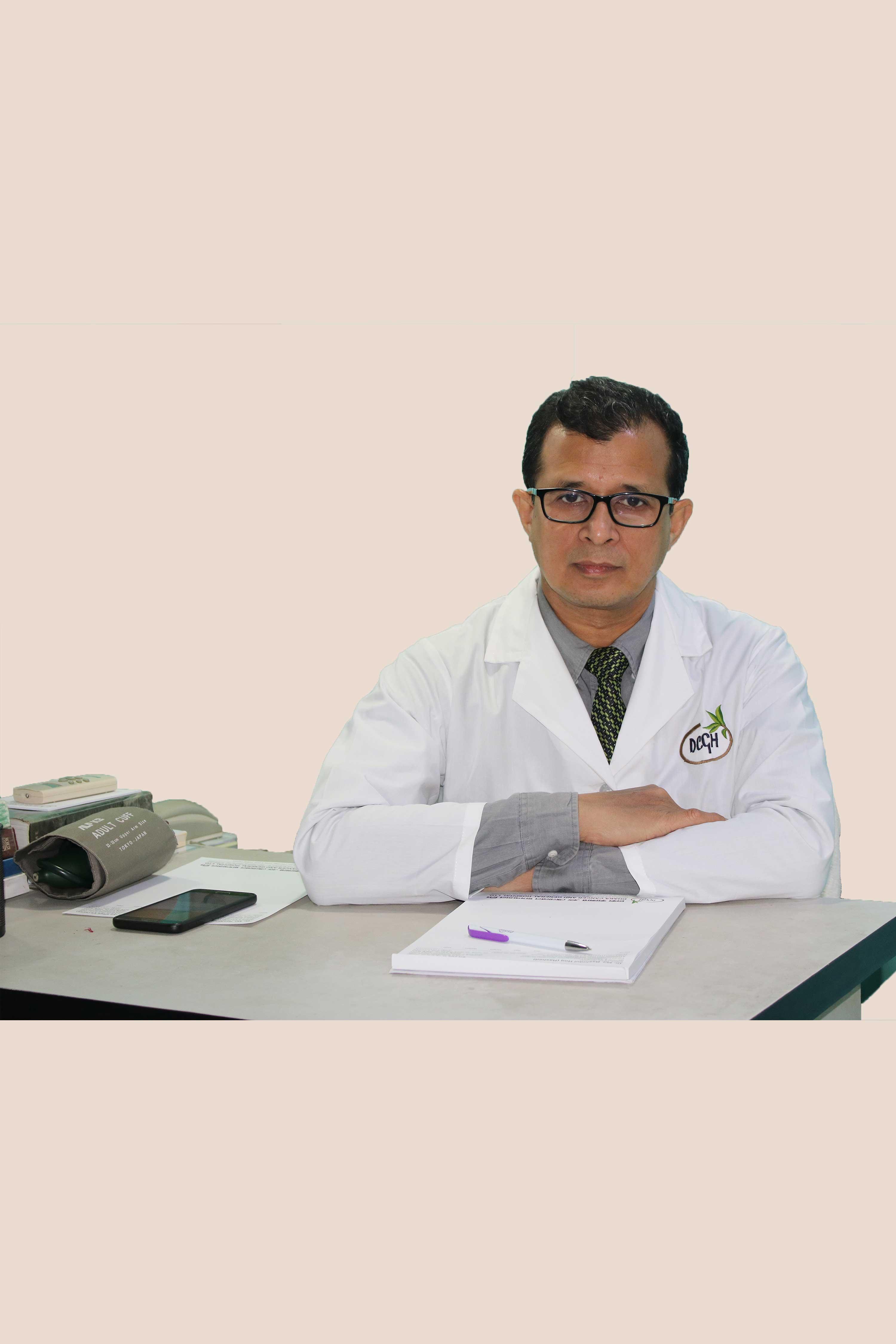 Dr. Md. Rashidul Hoq (Rashed)