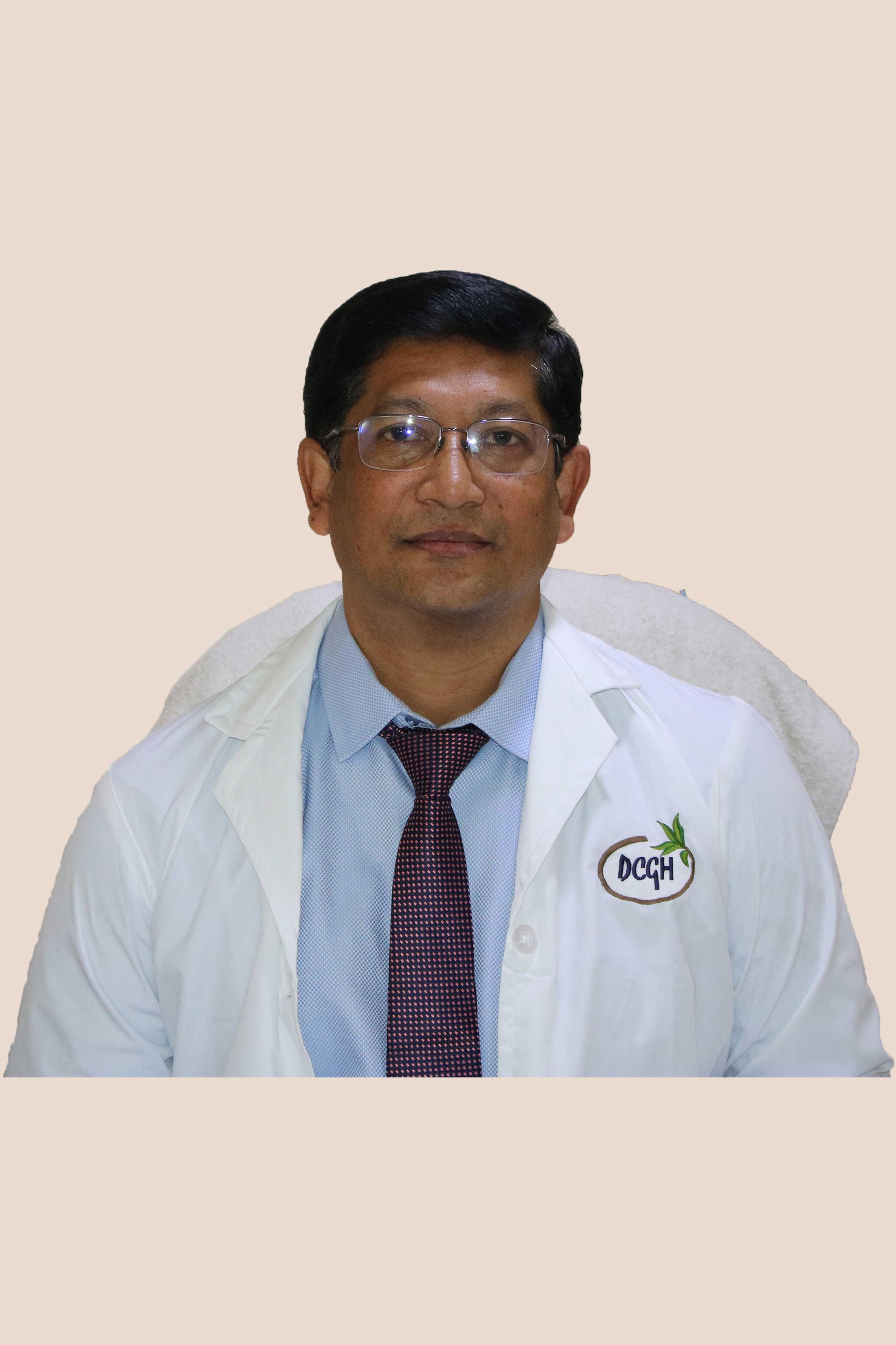 Prof. Dr. Qazi Mushtaq Hussain